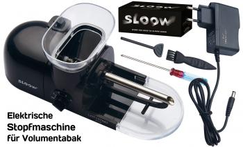 SLOOW Stopfmaschine elektrisch unterstützt