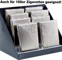 Zig Etui mit Ornamenten auch für 100er Zigaretten