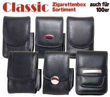 Zig Box Kunstleder Classic mit Magnetverschluss