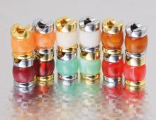 Acryl-Gluttöter Colorful