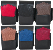 Zig Box Echt Leder & Textil DEKOR auch 100er