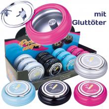 Taschenascher farbig mit Gluttöter