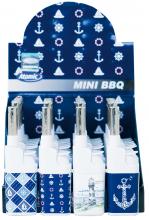 Anzünder maritim mini BBQ