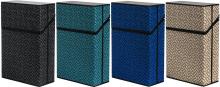 Zig Box Pop-Up Edle Softstruktur 21er
