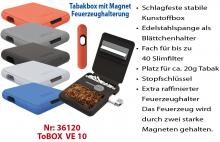 ToBOX Tabakdosen-Patent-Box