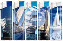 Elektronikfeuerzeug Sailing