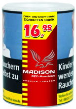 Madison RED 120g