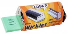 COSA Metall Wickler mit Blättchenhalter