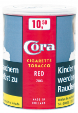 CORA Cigarette Tobacco RED (Special Blend) 70g