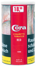 Cora XXL Cigarette Tobacco RED 135g